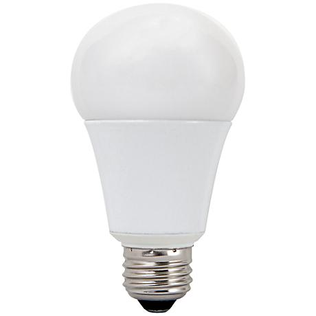 Connected 11 Watt LED A19 Medium Base Light Bulb