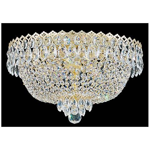 "Schonbek Camelot 15 1/2"" Wide Aurelia Ceiling Light"