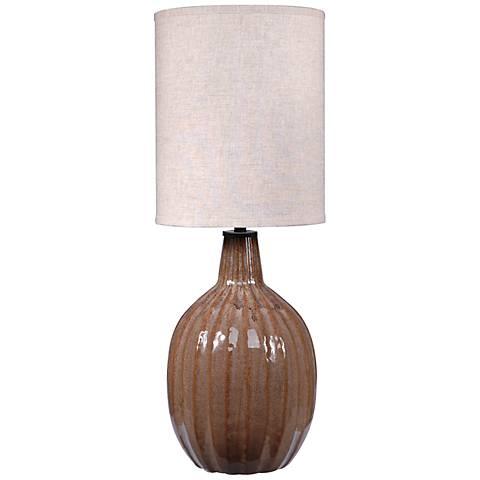 Crestview Collection Mendium Athena Ceramic Table Lamp
