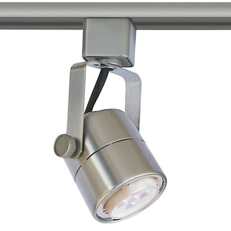 watt led silver track head for halo single circuit system 8k958