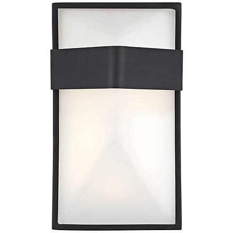 Wedge Exterior Wall Lights : George Kovacs Wedge 9