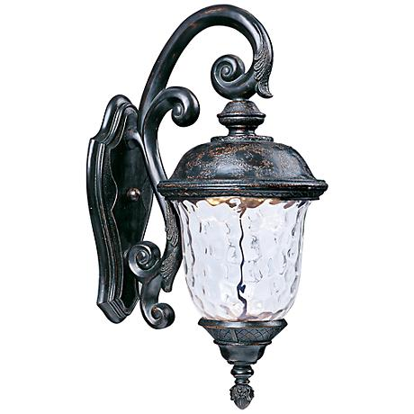 """Maxim Carriage House 26 1/2"""" High LED Outdoor Wall Light"""