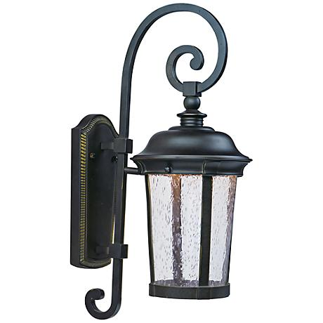 john timberland wall light outdoor lighting lamps plus. Black Bedroom Furniture Sets. Home Design Ideas
