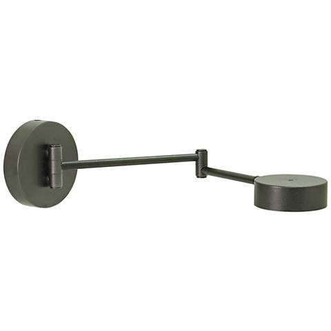 House of Troy Generation Granite Gray LED Wall Lamp
