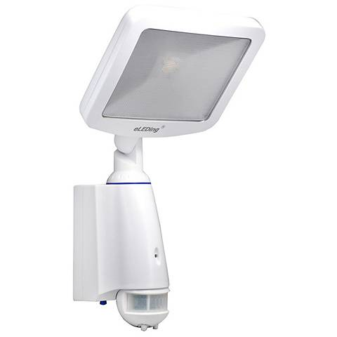SMART Warm White LED All-Climate Dusk-to-Dawn Solar Light