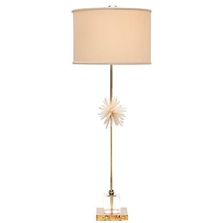 crystal style table lamps lamps plus. Black Bedroom Furniture Sets. Home Design Ideas