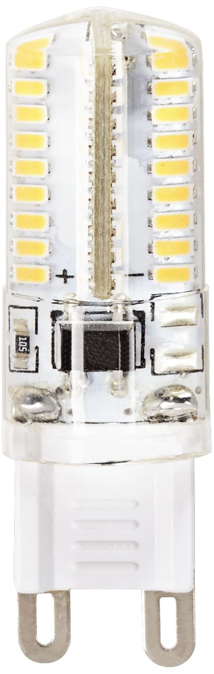 40 watt equivalent clear 4 watt dimmable g9 led bipin bulb - G9 Led Bulb