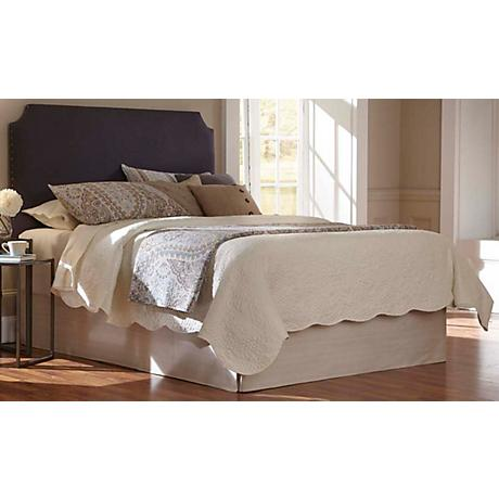 Provence Charcoal Complete Bed