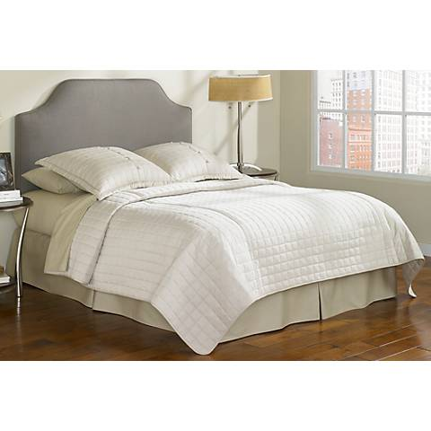 Bordeaux Dolphin Taupe Complete Bed