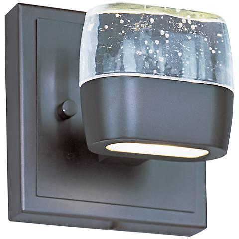 """ET2 Volt 5"""" Wide Bronze LED Bath Light"""