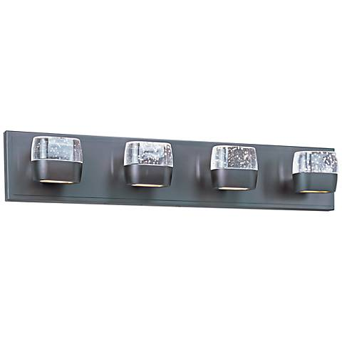 "ET2 Volt 27"" Wide Bronze LED Bath Light"
