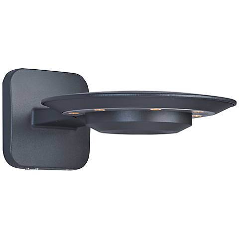 "ET2 Alumilux DC 4 1/4"" High Bronze LED Outdoor Wall Light"