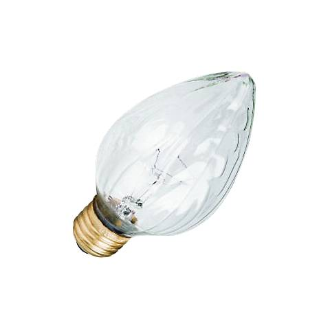 GE Saf-T-Gard 100 Watt Shatter-Resistant Post Light Bulb