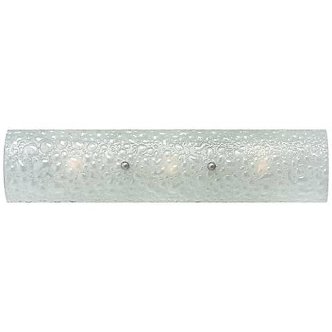 "Hinkley Costa 24"" Wide Brushed Nickel Bath Light"