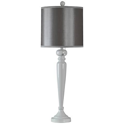 Haverfield Halifax Steel Table Lamp