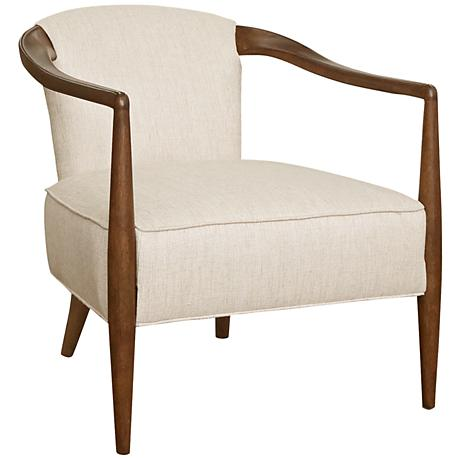 Atwater Essence Natural Upholstered Chair