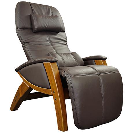 Svago Lusso Chocolate and Honey Zero Gravity Massage Chair