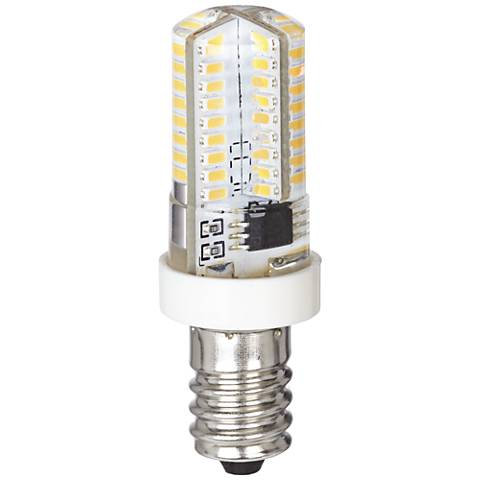 40W Equivalent Clear 4W LED Dimmable E11 Minican Tube Bulb