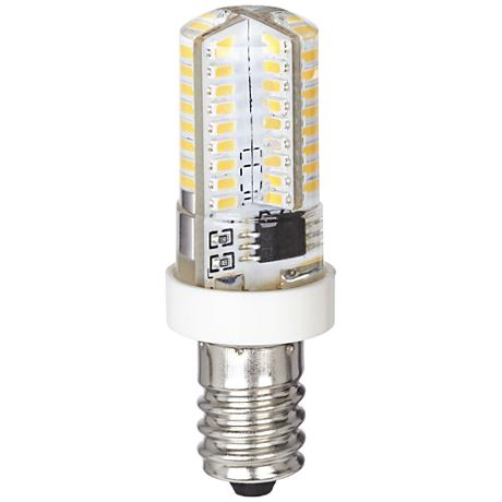 tubular style 4 watt e11 minican led bulb 8w592 lamps. Black Bedroom Furniture Sets. Home Design Ideas