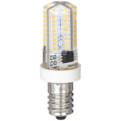 Tubular Style 4 Watt E12 Minican LED Bulb