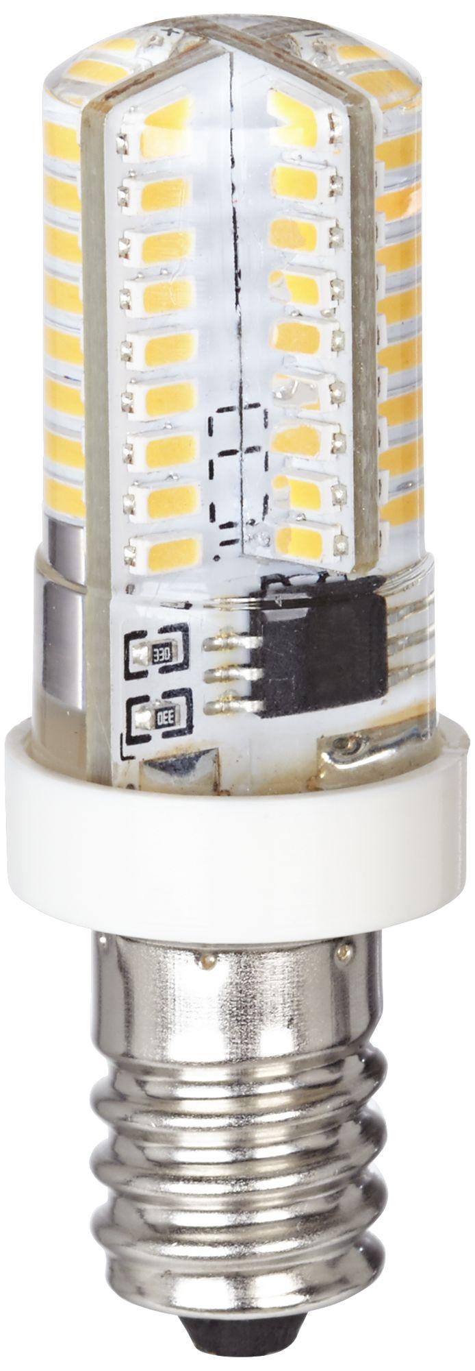 40 watt equivalent clear 4 watt led e12 minican tube bulb