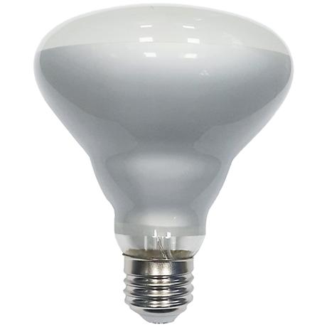 Frosted 7 Watt Indoor/Outdoor E26 Filament BR30 LED Bulb