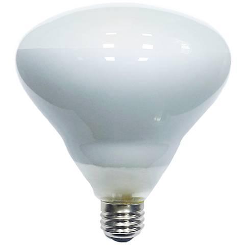 8 Watt LED BR38 Frosted Filament Light Bulb