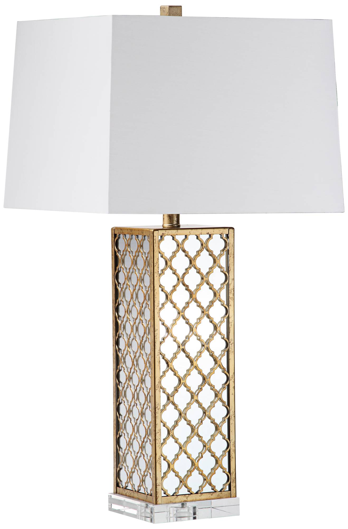 Brighton Hammered Pot Bronze Table Lamp X4785 Lamps Plus