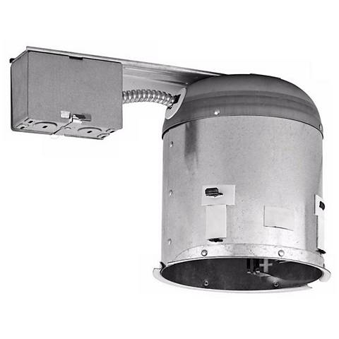 "WAC 6"" Line Voltage IC Remodel Recessed Housing"