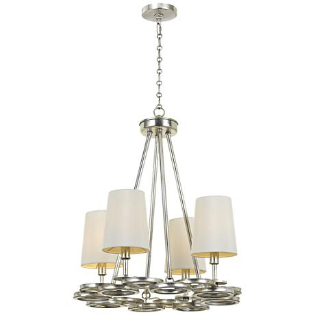 "Graham Collection 16 1/2"" Wide Chandelier"