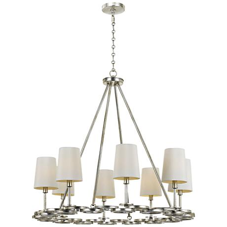 """Graham Collection 30"""" Wide Chandelier"""