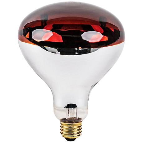 GE 250 Watt R-40 Chill Chaser Heat Lamp Light Bulb