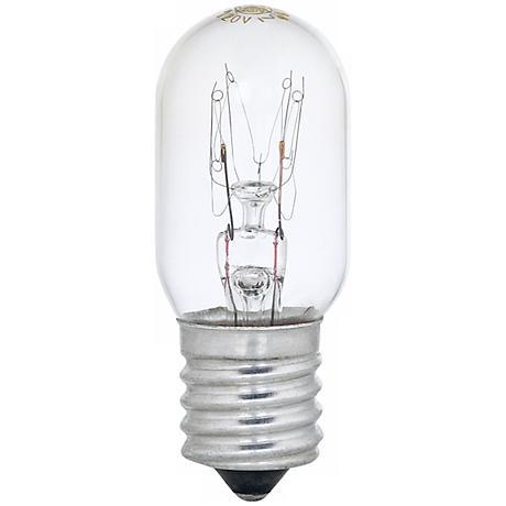 GE 15 Watt Appliance Light Bulb
