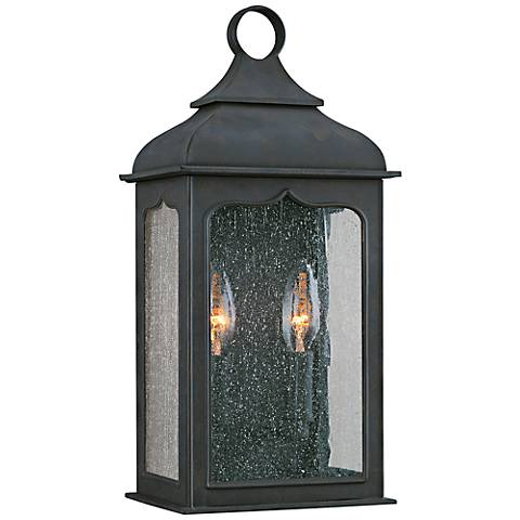 "Henry Street Collection 15"" High Outdoor Wall Light"