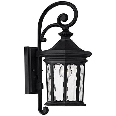 """Hinkley Raley Collection 16 1/2"""" High Outdoor Wall Light"""