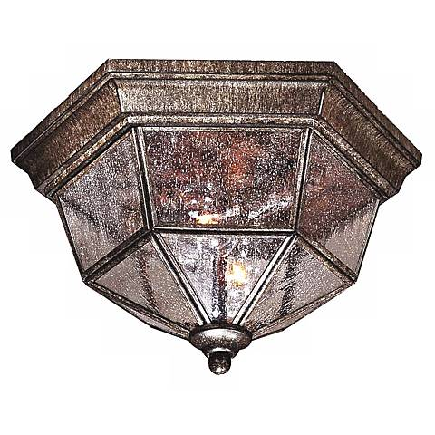 "Taylor Court Collection 11"" Wide Ceiling Light Fixture"