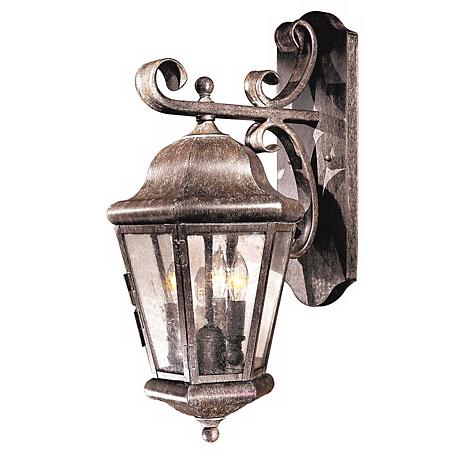"Taylor Court Collection 23 1/2"" High Outdoor Wall Light"