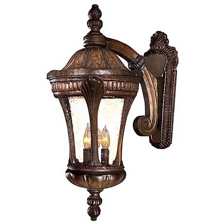 """Kent Place Collection 23 1/4"""" High Outdoor Wall Light"""
