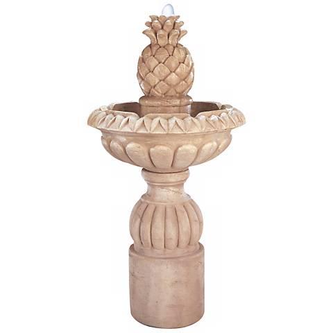 Henri Studio Pina Cascada Sandstone Fountain