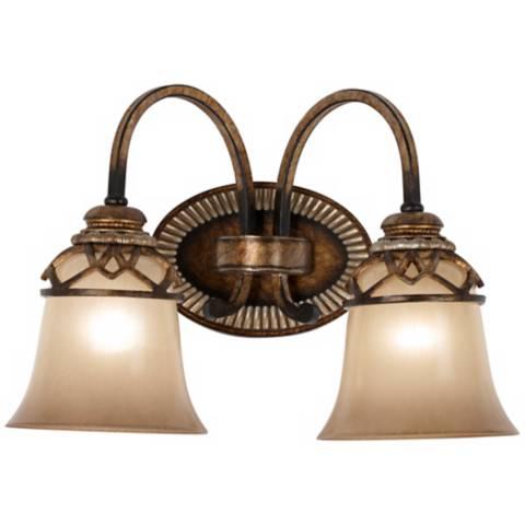 Aston Court Collection 14 1 2 W Bronze 2 Light Bath Light 94693 Lamps Plus
