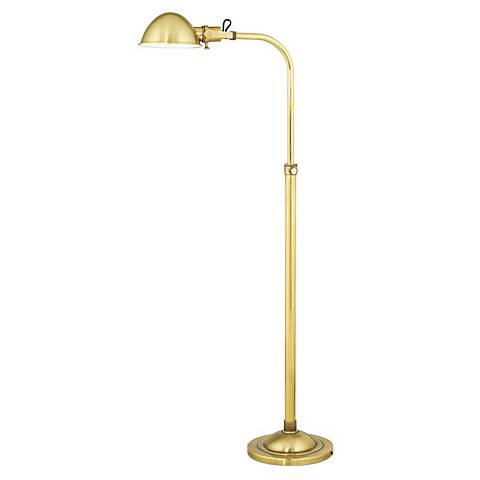 Robert Abbey Alvin Adjustable Pharmacy Floor Lamp
