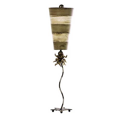 Flambeau Lighting Anemone Table Lamp