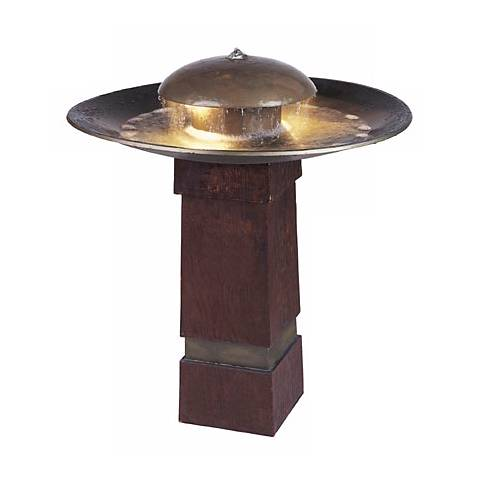 "Kenroy Home Portland Sound 30""HIgh Floor Fountain"