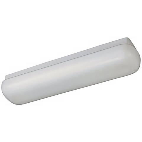 "Long Kitchen Fluorescent 26 3/4"" Wide Ceiling Light Fixture"