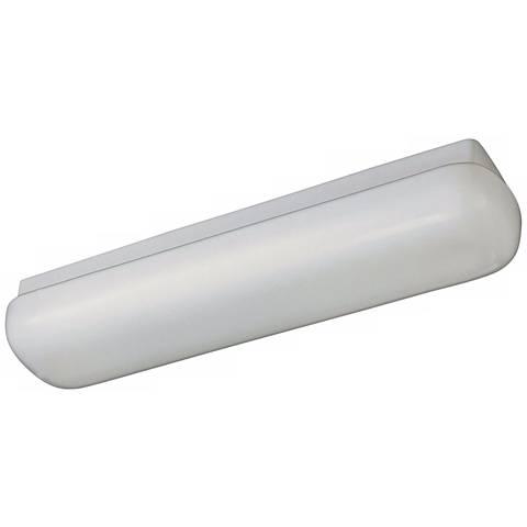 Long kitchen fluorescent 26 3 4 wide ceiling light for Long ceiling light fixture