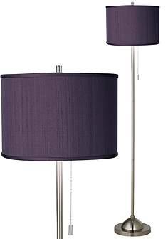 Purple Floor Lamp purple, floor lamps | lamps plus