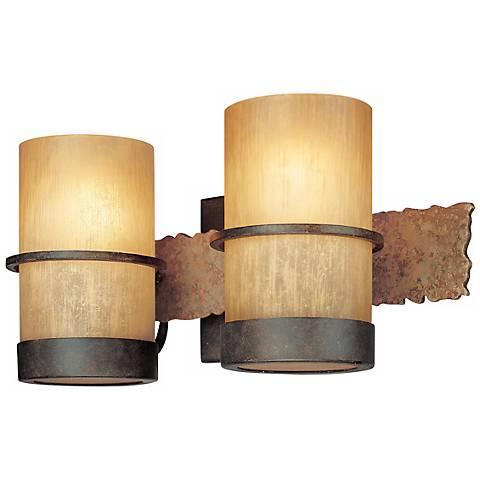 jabandi 14 1 2 wide bath light 99742 lamps plus. Black Bedroom Furniture Sets. Home Design Ideas
