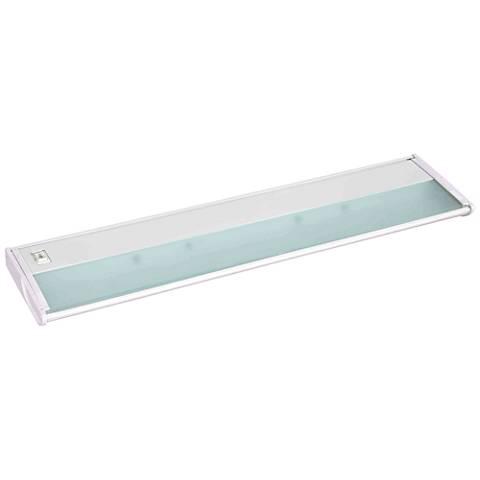 "CounterMax MX-X120 21"" Wide White Under Cabinet Light"
