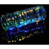 Dew Drop Plug-In 100-LED Multicolor String Light Strand