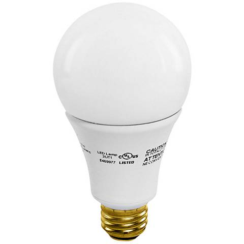40W/60W/100W Equivalent 2700K A21 3-Way LED Light Bulb